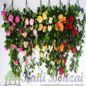 distributor bunga plastik murah